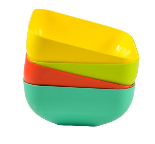 Medium Eco Square Bowl