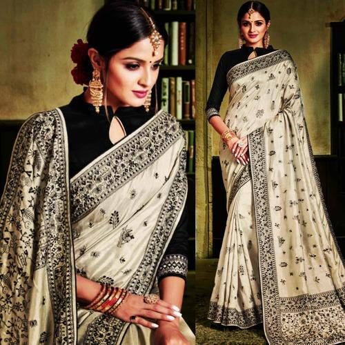 Designer Ethnic Cotton Sarees