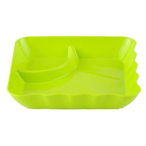"""Snack Plate (6""""X6"""") Mix"""