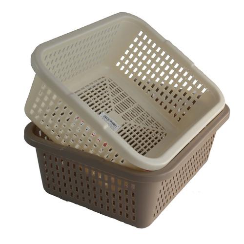 Unbreakable Plastic Kitchen Crate