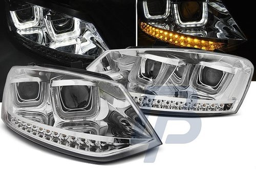 Headlights with LED Parking Light