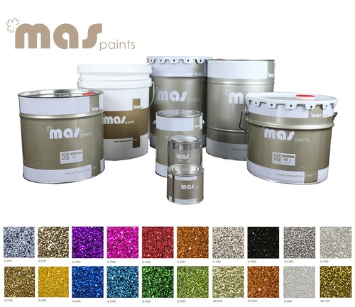 Mas Crystal Decorative Paints