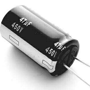 Power Single Phase Capacitor  Material: Aluminum
