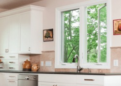 Residential UPVC Casement Windows