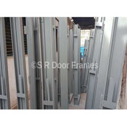 Rust Resistant Steel Door Frame
