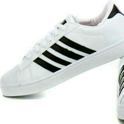 Custom White Color Mens Casual Shoes