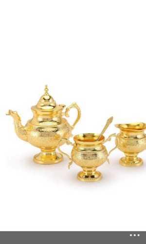 High Grade Brass Teapot