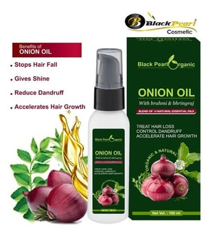 Organic And Natural Onion Oil