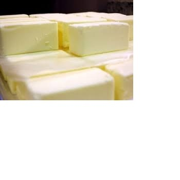 Pure Unsalted Cow Milk Butter (25kg 100%)