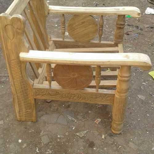 Designer Teakwood Sofa Chair At Best Price In Navi Mumbai