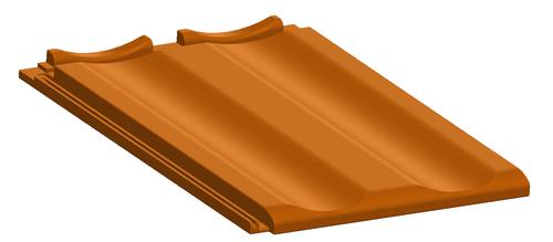 High Strength PE Roof Tile