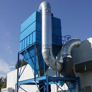 Custom Baghouse Cement Dust Collector