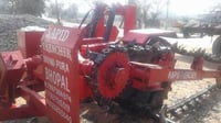 Tractor Trench Digger Machine