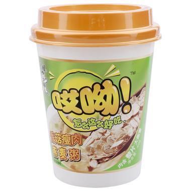 Want-Want Aiyo Oatmeal