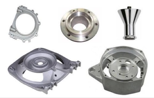 Flawless Finish Zinc Die Casting Application: Industries