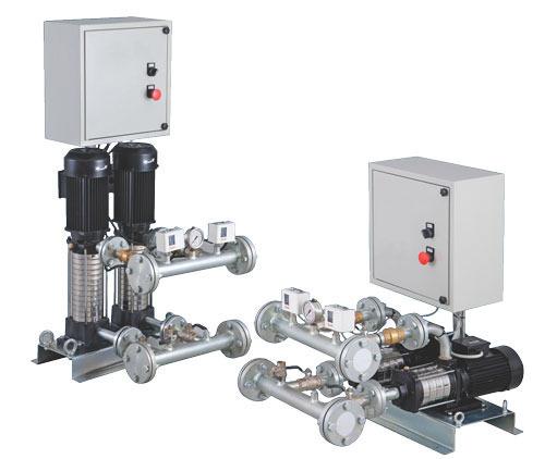 Hydropneumatic Pressure Booster Pumps
