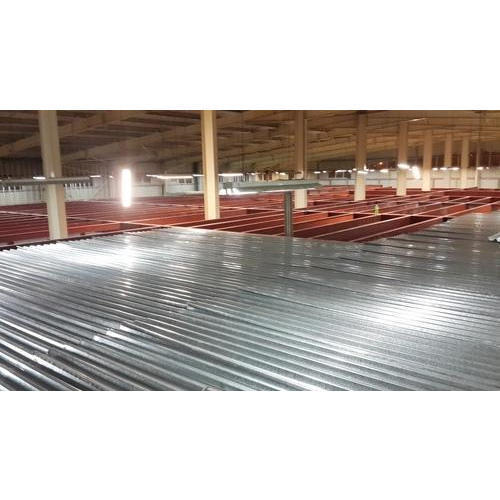 Stainless Steel Decking Sheets