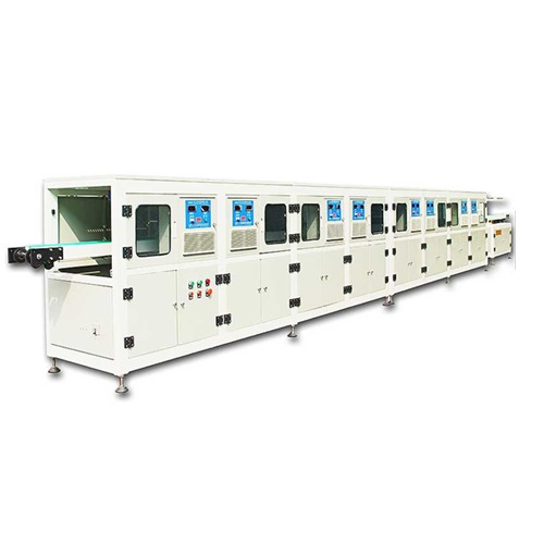 Tailor-Made Curing Drying Oven For Chemical Can Body Making