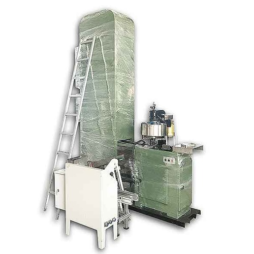 Automatic Lining And Drying Machine For 1l/3l/4l/5l/18l Square Can Lid Making