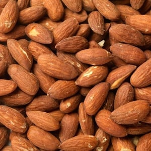 Raw Natural Almond Nuts