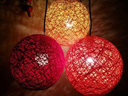 Attractive Design Ball Lamp