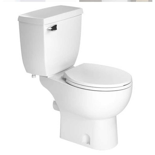 White Ceramic Western Toilet Cammodes
