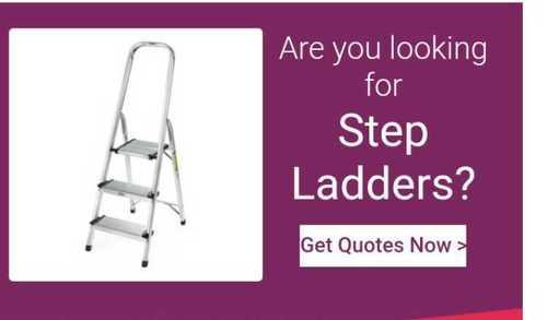 Aluminium Ladder In Hyderabad, Aluminium Ladder Dealers & Traders In
