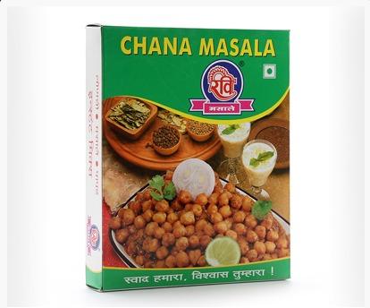 Vegetarian Chana Masala - 100g Pack