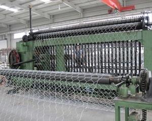 Automatic Hexagonal Wire Netting Machine