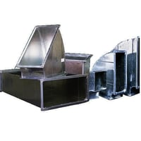 GI Duct Fabrication Services