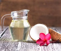 Hygienically Processed Coconut Oil