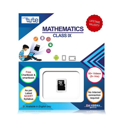 Maths SD Card Topicwise Mathematics Digital Learning