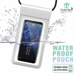 TANTRA Universal Mobile Phone Waterproof Case with IPX8