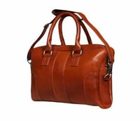 Perfect Strength Laptop Leather Bag