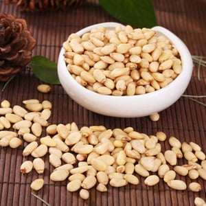 100% Pure Natural Wild Pine Edible Nuts