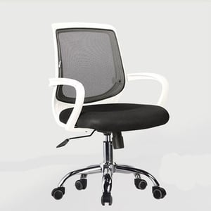 Modern Furniture Black Mesh Executive Office Chair With Wheels