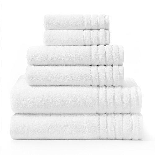 Soft White Cotton Towel