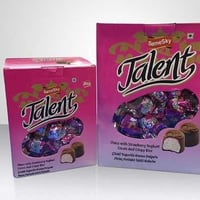 Talent And Blues Milk Compound Chocolates