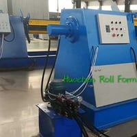 Automatic And Manual Decoiler