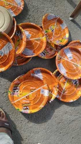 Disposable Printed Paper Food Plates