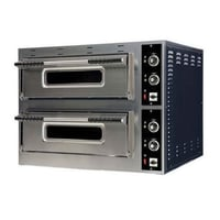 Double Decker Commercial Pizza Oven