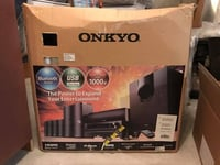 Home Theater Package System (Onkyo Ht-S5600 (B) 7.1ch)