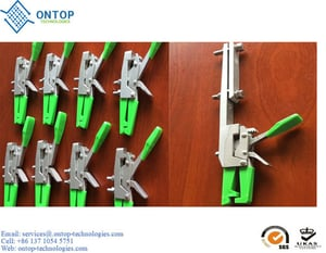 PCB Electroplating Gripper Hanging Production Line Clamp
