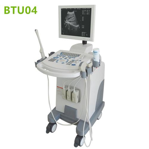 Digital Medical Ultrasound Machine Material: Plastic