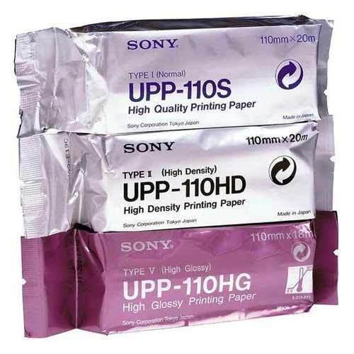 High Glossy Printing Ultrasound Paper