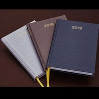 A4 Size Business Diary