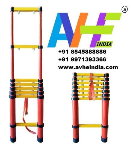 Fiberglass Telescopic Ladder Application: Indoor And Outdoor Use