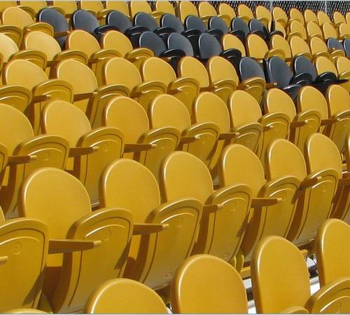 Outdoor Tribune Stand Grandstand Stadium Seat