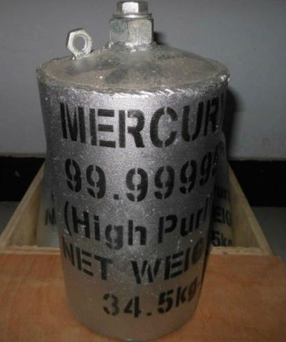 Liquid Mercury, Liquid Mercury Manufacturers & Suppliers, Dealers