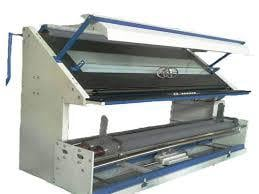 Silk Fabric Inspection And Rolling Machine
